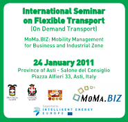 International Seminar on Flexible Transport